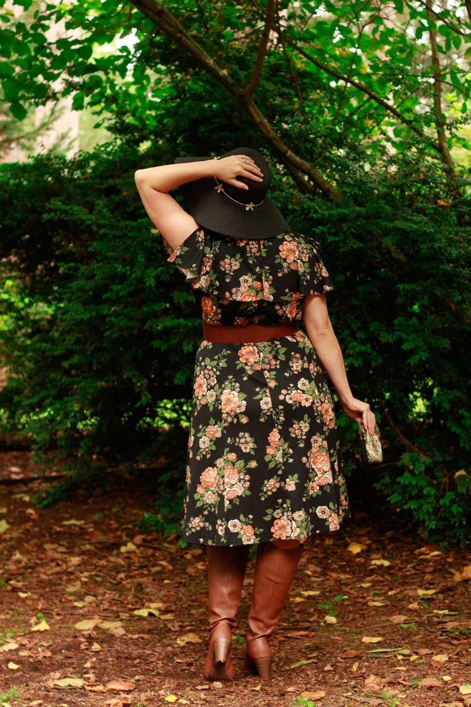 Fall Florals | eyreeffect.com
