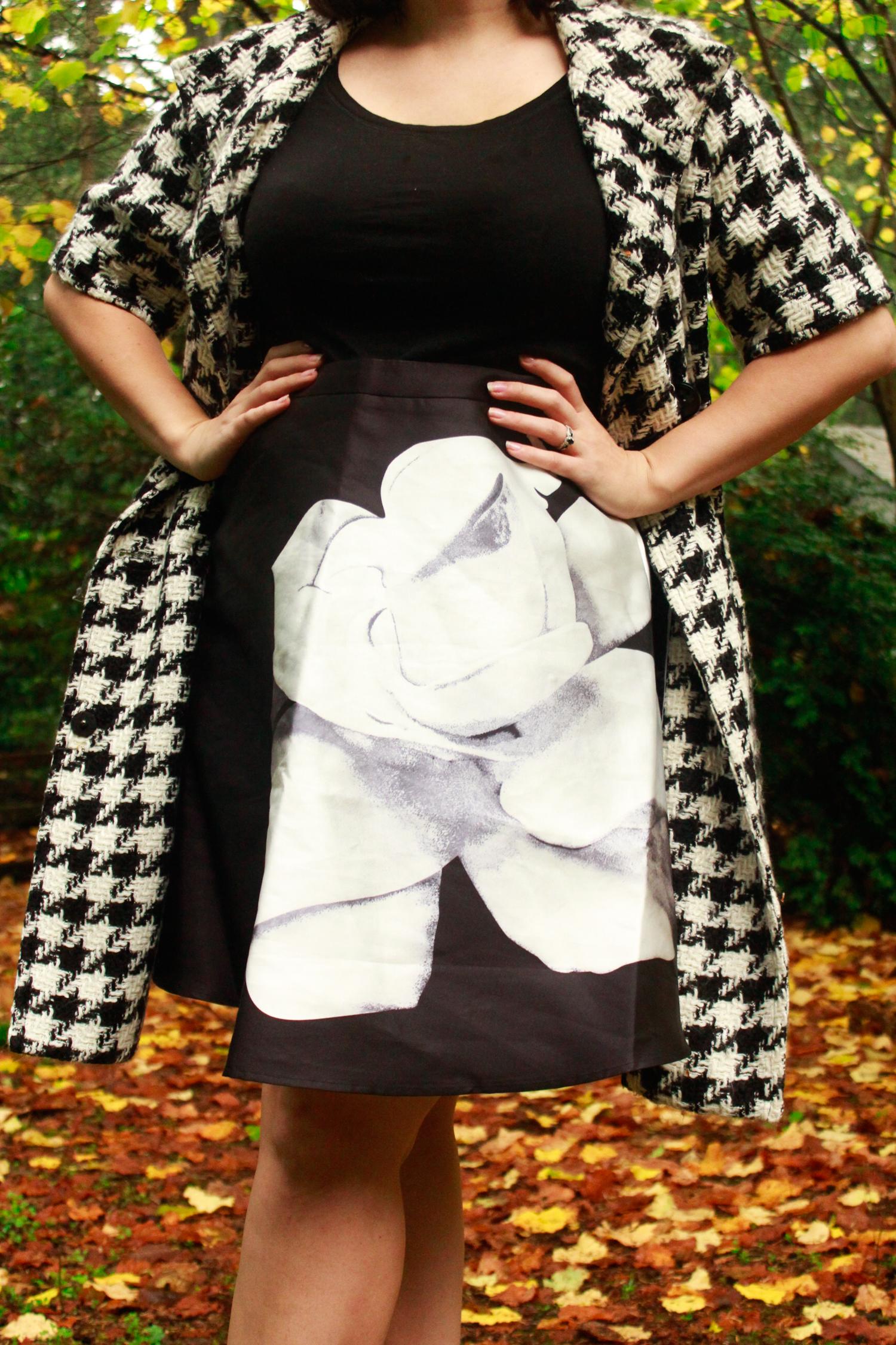 The Dahlia Skirt | eyreeffect.com