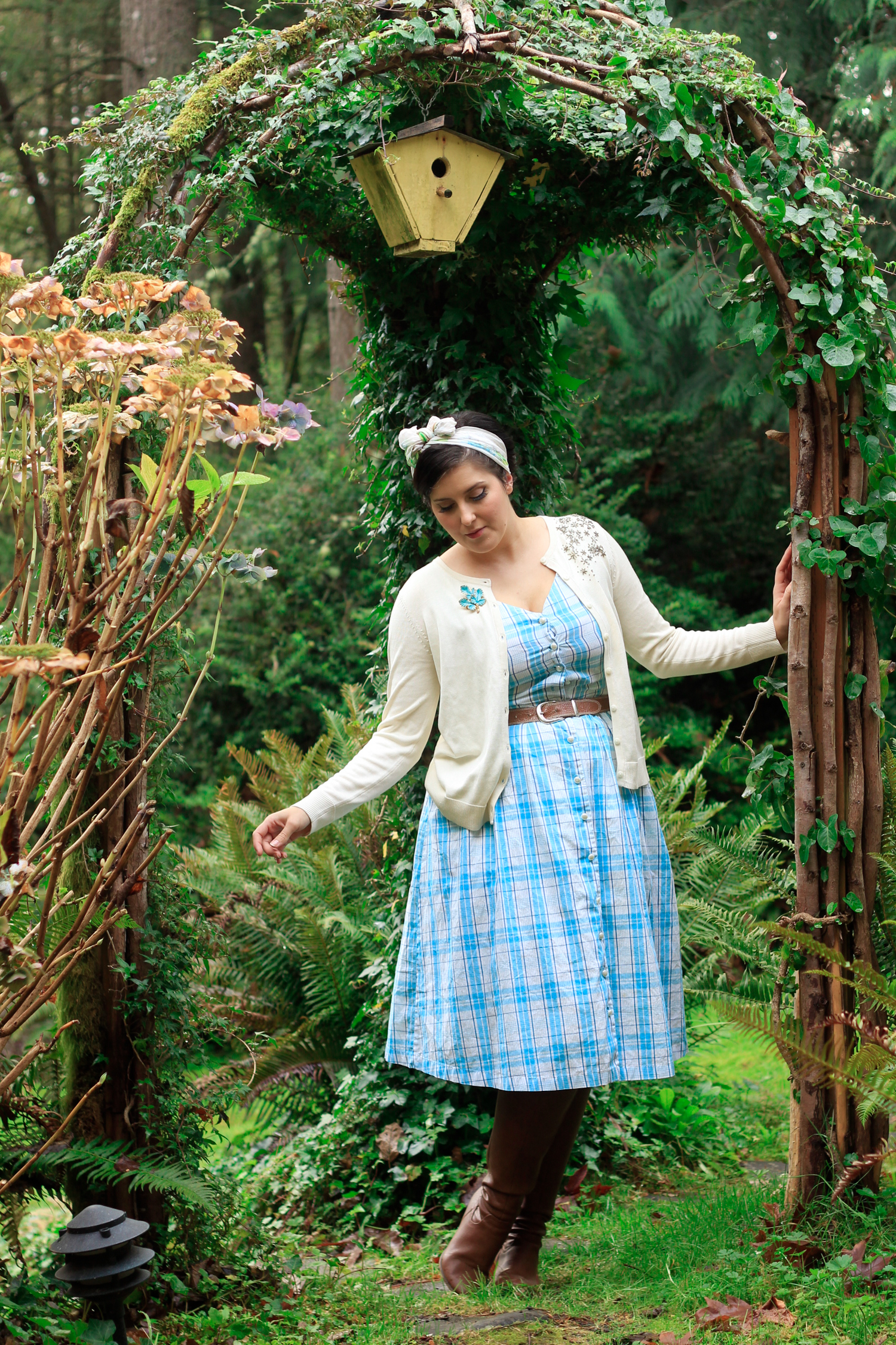 A Vintage Housedress | eyreeffect.com