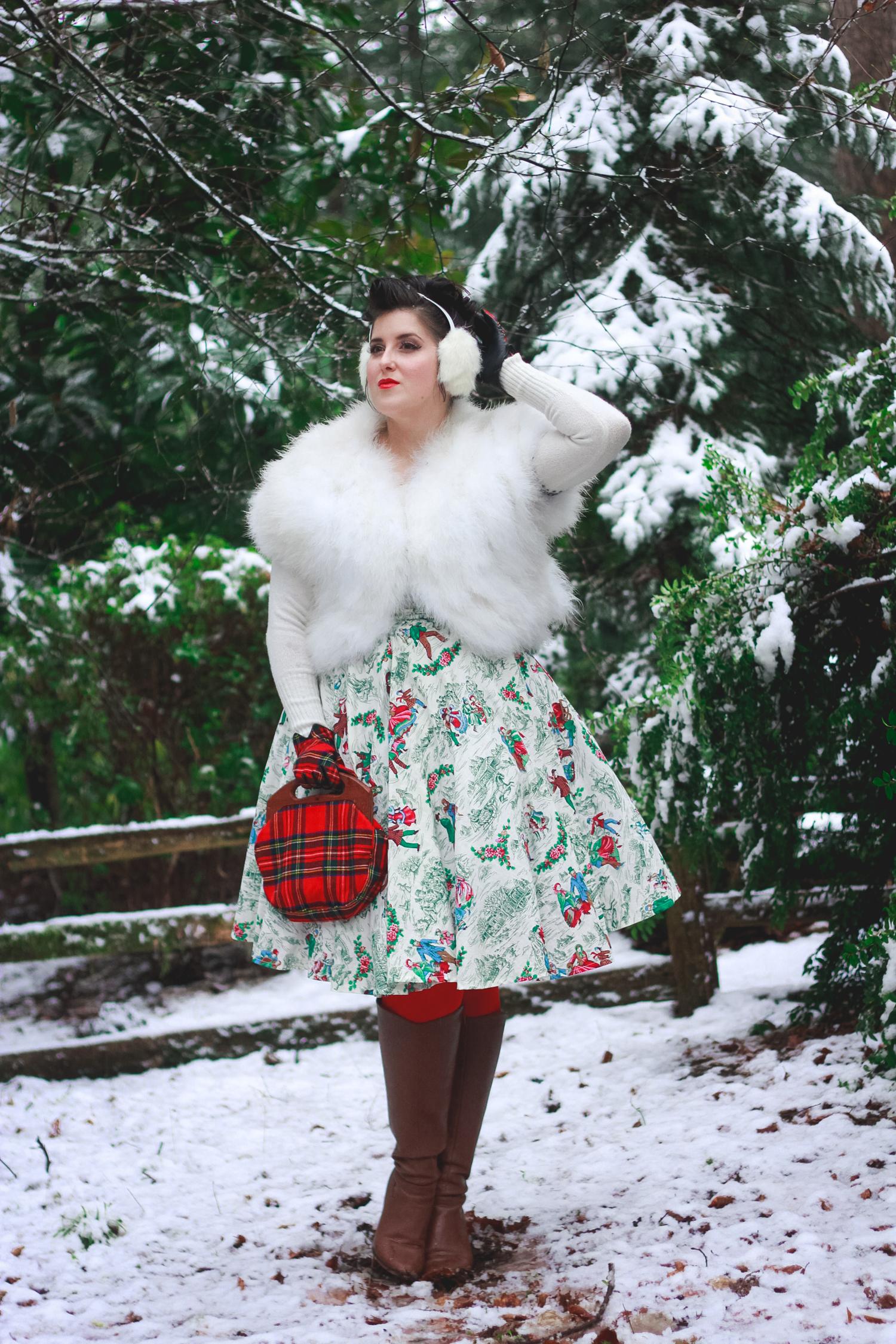 Winter Wonderland | eyreeffect.com