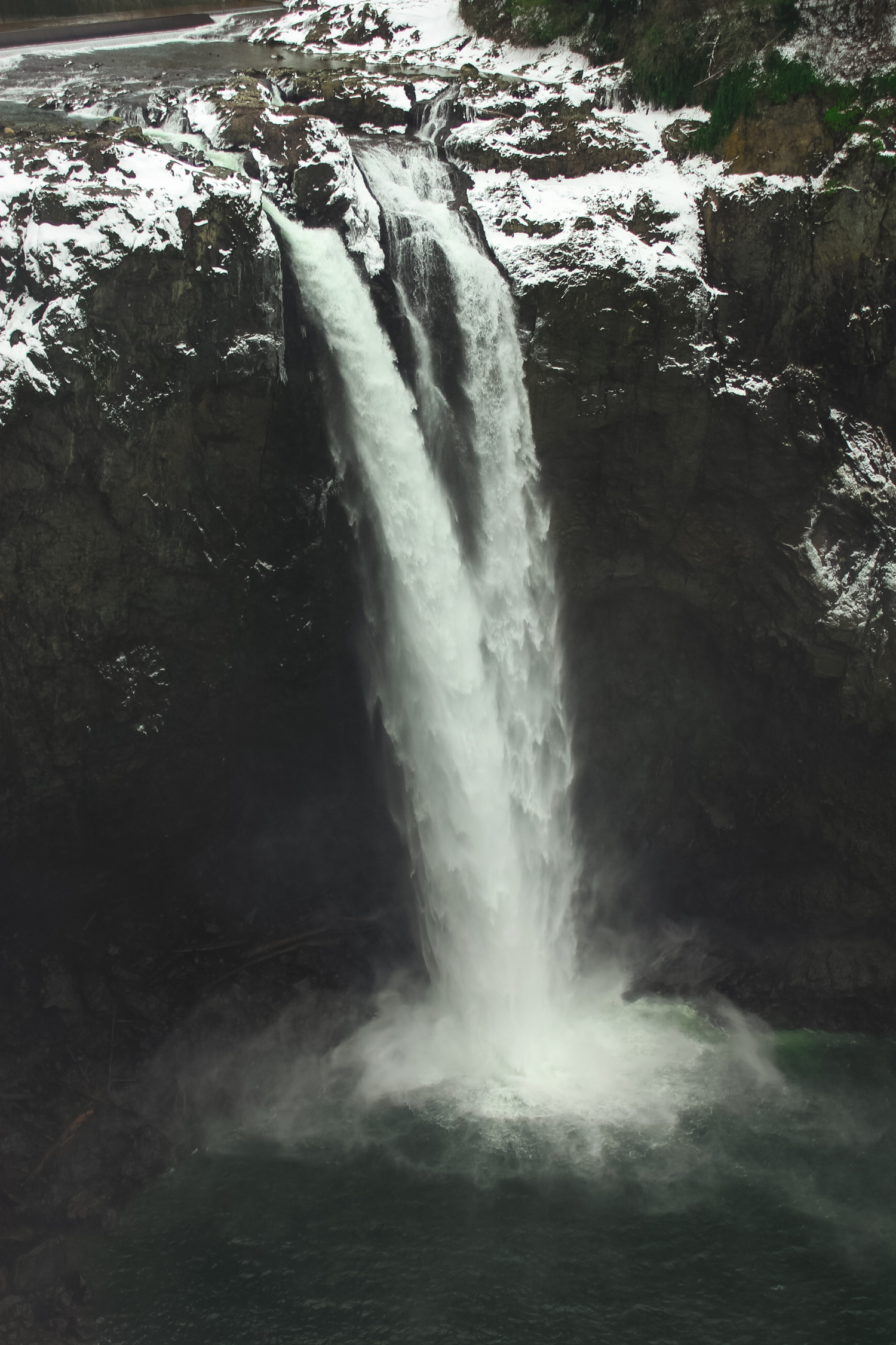 Snoqualmie Falls | eyreeffect.com