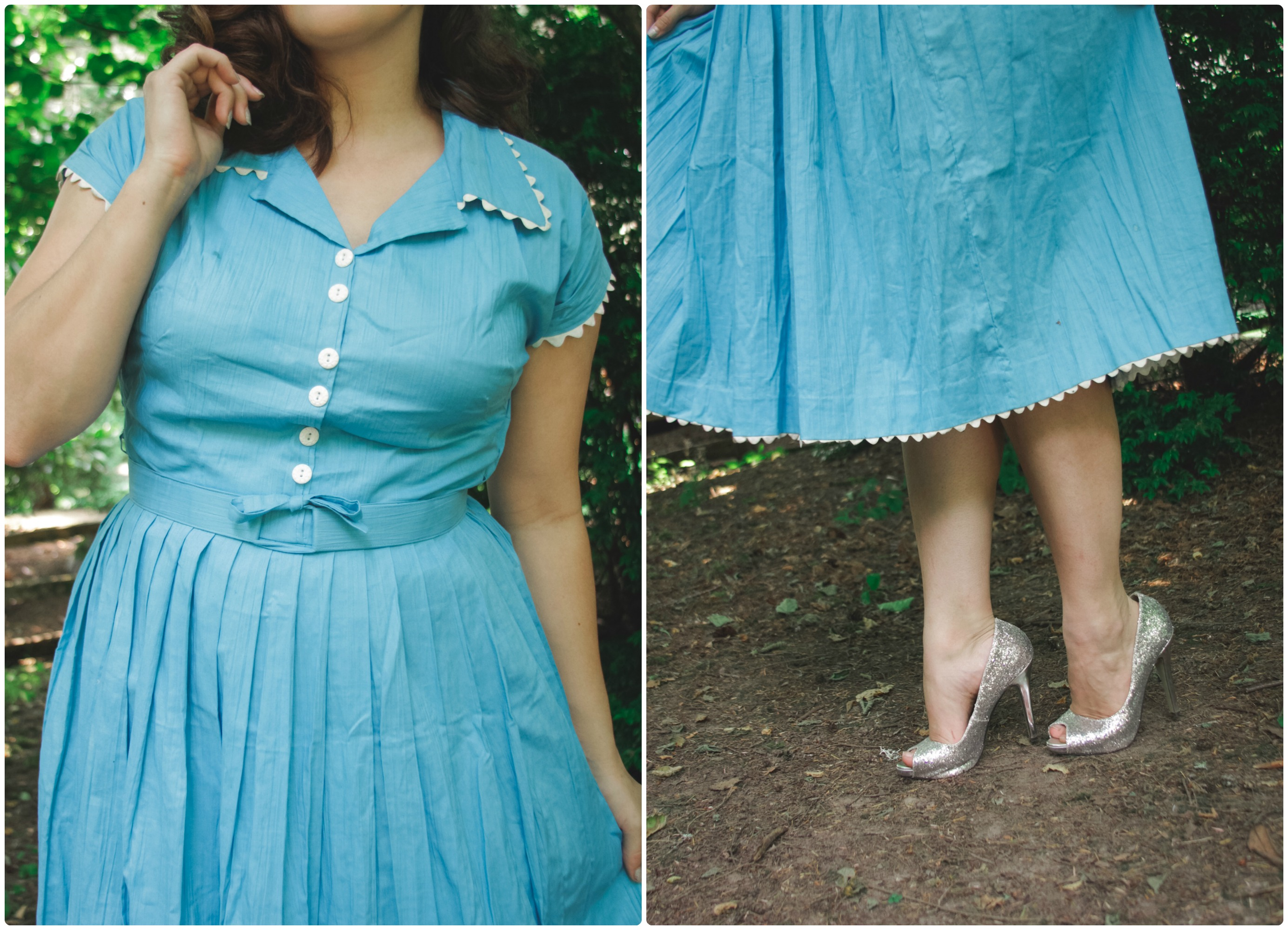 Cinderella in Cerulean | eyreeffect.com