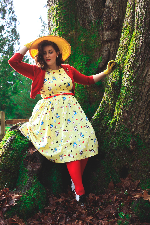 Alice in Wonderland    eyreeffect.com